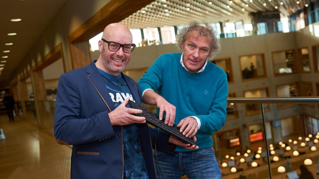 Wim van Rooijen en Arjen van der Linden - #AmersfoortPaktAan -AmersfoortKiest Regeren is vooruitzien